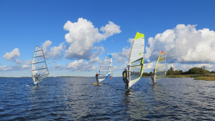 Windsurf Kurse - Wild East