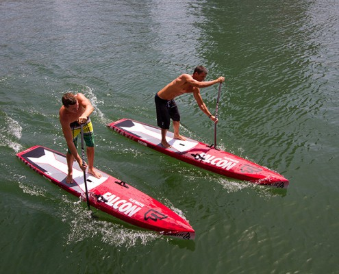 Stand Up Paddle Kurs - Wild East
