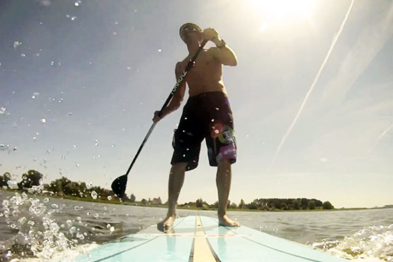 Wild East - Finne Stand Up Paddle