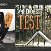 Wakeboard Test