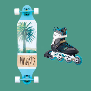 Longboard & Skate Verleih