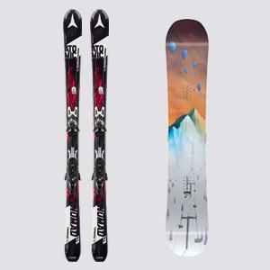 Ski & Snowboard Verleih