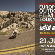 European Outdoor Film Tour - Tickets gewinnen bei Wild East