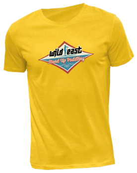 Wild East T-Shirt - Stand Up Paddle