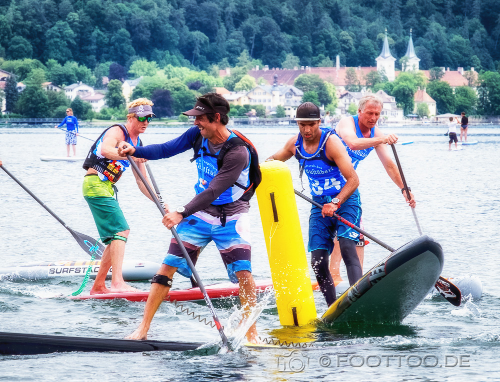Tegernsee SUP Cup