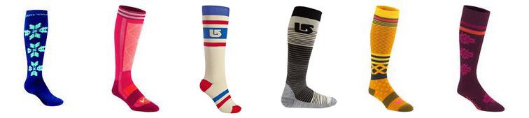 Burton und Kari Traa Socken