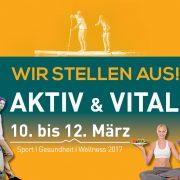 Aktiv Vital Messe Dresden - Wild East