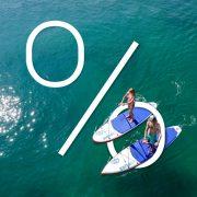 SUP Abverkauf - gebrauchte und günstige Stand Up Paddle Boards bei Wild East