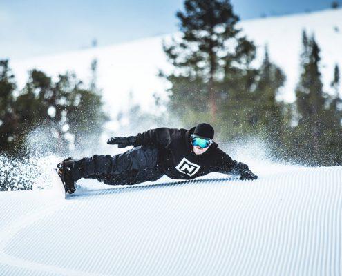Nitro Carver Snowboards