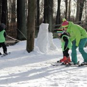 Kinder Skikurse in Dresden - Wild East
