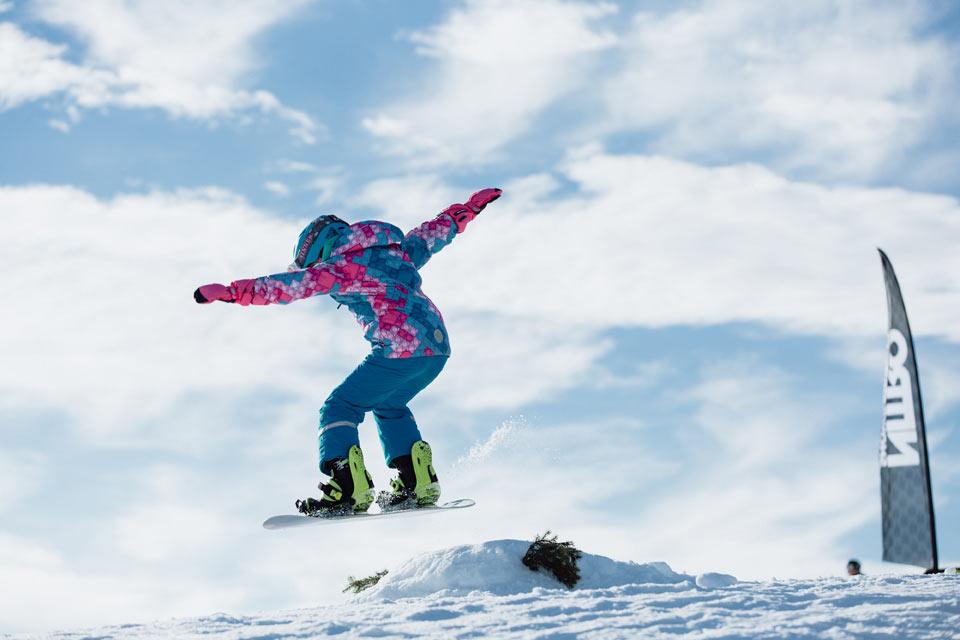 Snowboarden lernen in Dresden