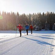 Langlauf Ausflug - Wild East Isergebirge
