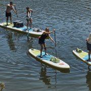 SUP Termine, Touren und Events - Wild East Stand Up Paddling