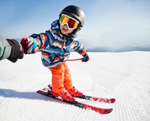 Wild East Kinder Ski & Snowboard Verleih