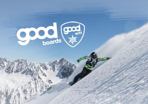 Teste Goodboards und Goodski