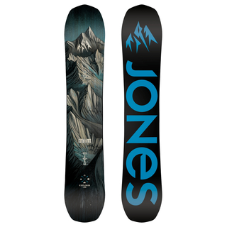 Jones Explorer Snowboard Wild East Dresden