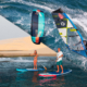 Start in die Wassersport Saison mit SUP, Kite und Windsurf