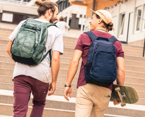 Abenteuer Rucksack Bagpack