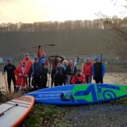 Absupen 2019 - Elbe SUP Tour Dresden