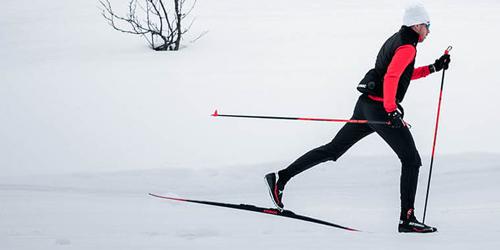Nordic Ski - Langlauf Wild East Dresden